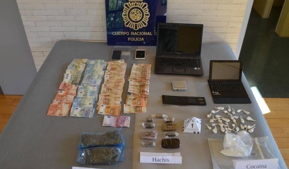 Tres detenidos por tráfico de drogas en el Bierzo permiten ...